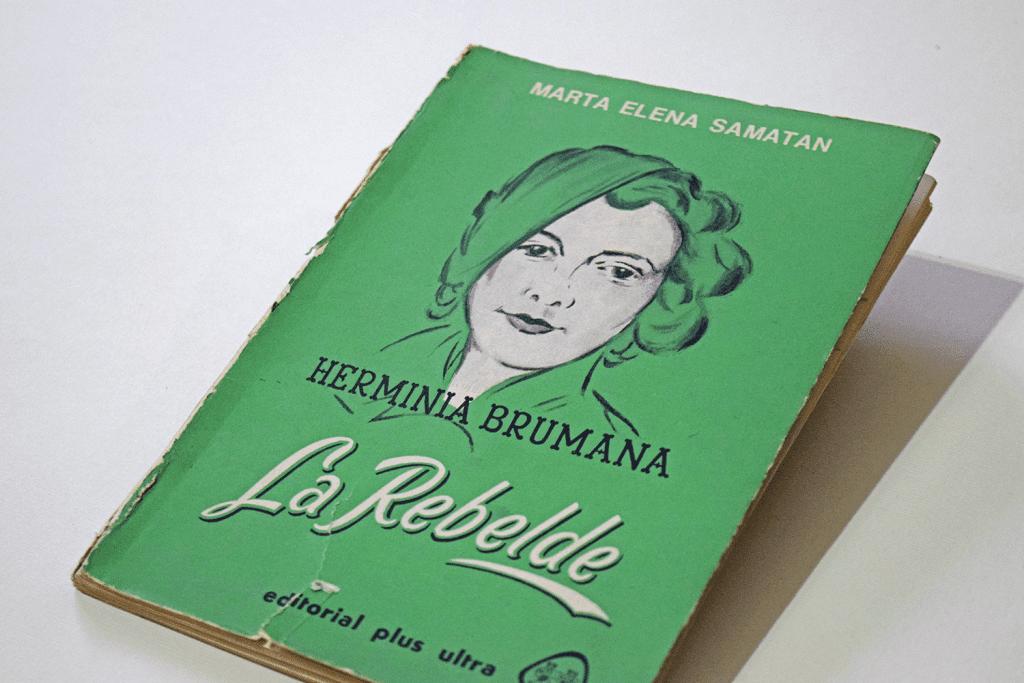 Herminia Brumana La rebelde - Marta Elena Samatan