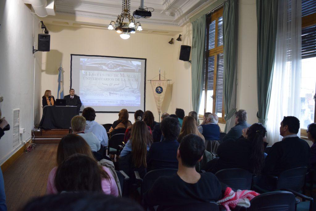 I Encuentro de Museos Universitarios AUGM