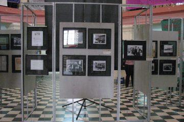 Muestra conmemorativa Facultad de Ingeniería Química