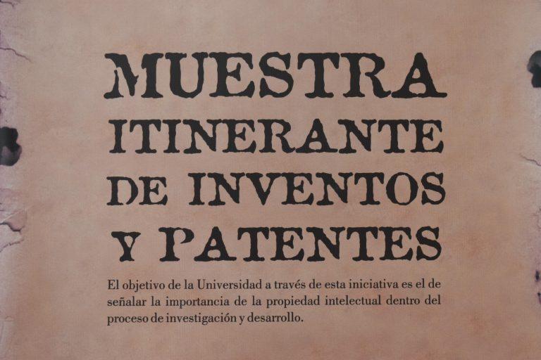 Inventos y patentes