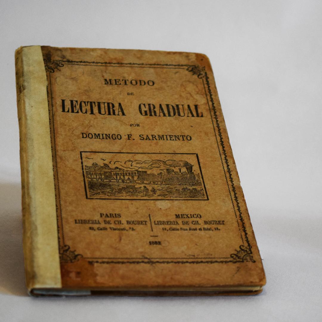 Tesoro del MH - Libro Sarmiento